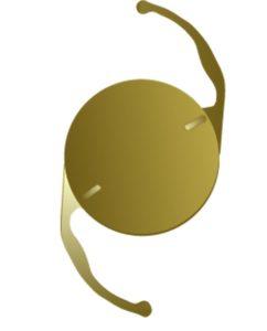 Toric intraocular lens