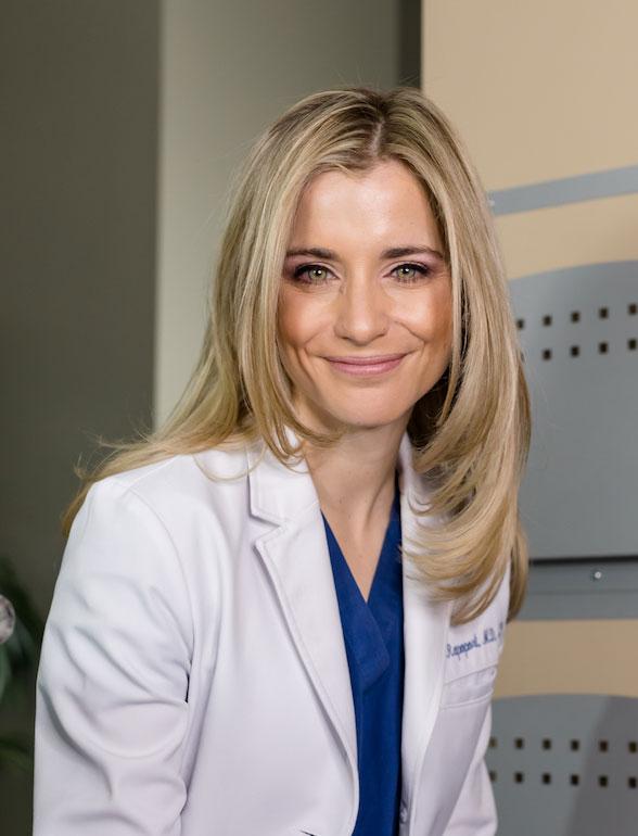 Dr. Yuna Rapoport, MD, MPH